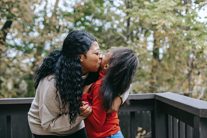 Kissing black women black women Category:Females kissing
